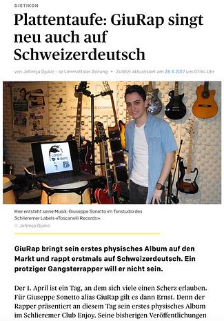 GiuRap Zeitung