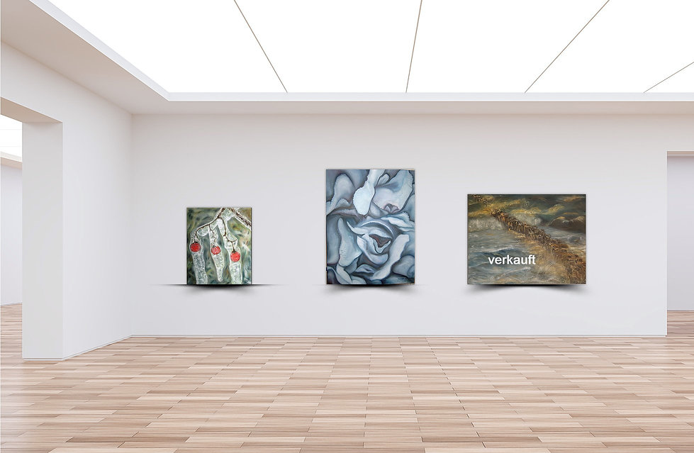 Kunst Galerie Kunstausstellung