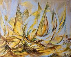 Bilder Zuhause Malerei Schiffe