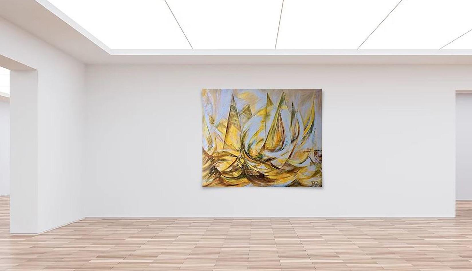 Kunstausstellung Christa Schleßmann