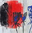 blaue Rosen auf rot II.jpg