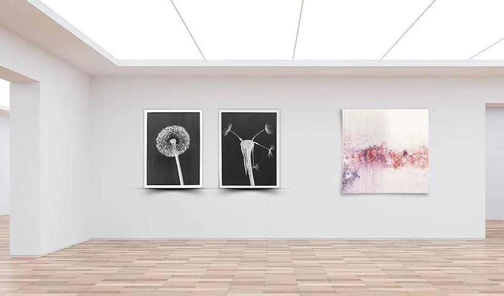 Kunstausstellung Uschi Dillmann