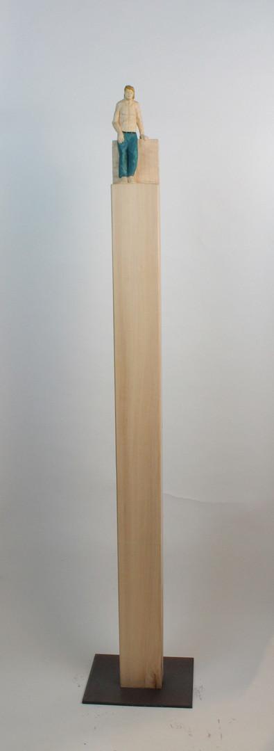 Lässig 2015 - Skulptur - Holz