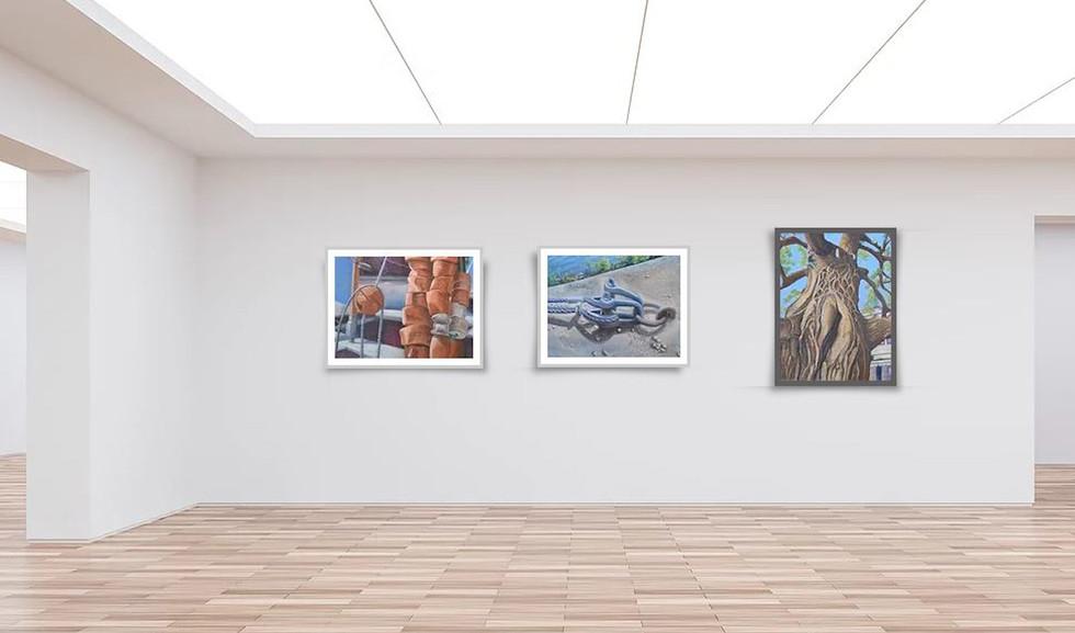Kunstausstellung Brigitte von der Eltz von der Eltz - Ü3.JPG
