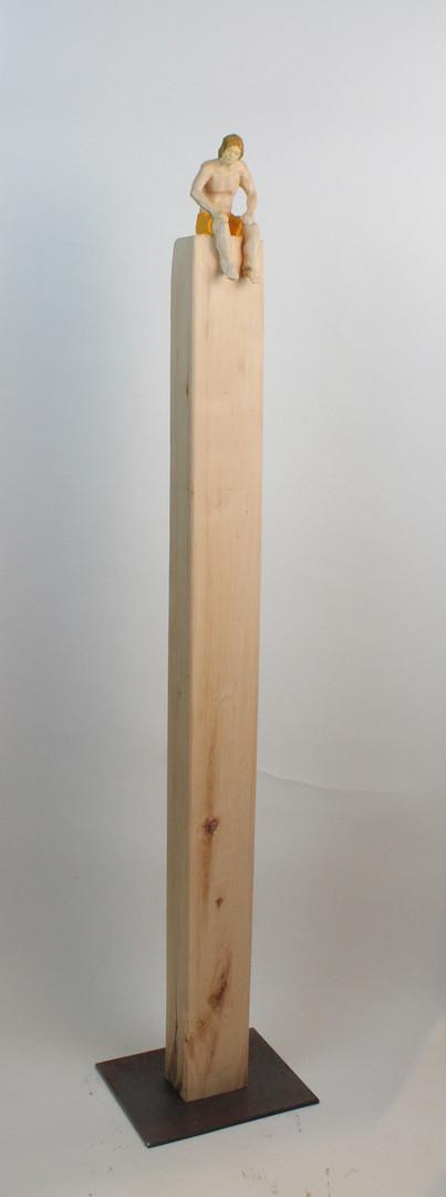 Lässig 2019 - Skulptur - Holz