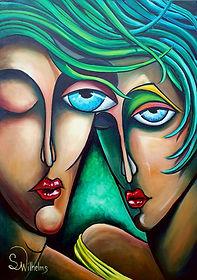 ARTisani Galerie Kunstausstellung Dortmund Bilder Malerei Fotografie Skulpturen Ölmalerei, Acryl, Aquarelle – Schönes für Zuhause – Abstrakt – Gegenständlich