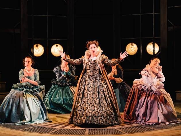 Emilia @ Vaudeville Theatre, London - (ALD to Zoe Spurr)