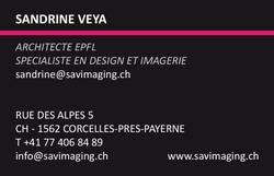 SaV imaging - carte visite  - 01