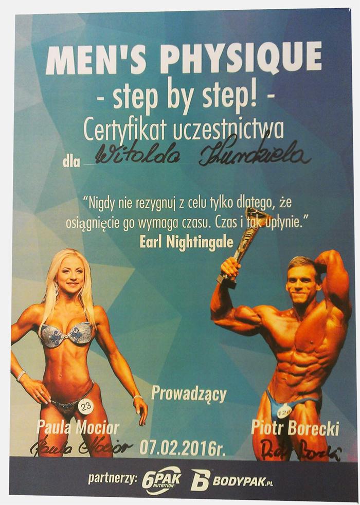 Szkolenie - step by step