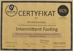 Certyfikat IF