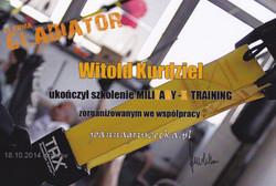Szkolenie miliTaRy X training