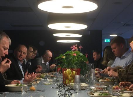 Passion på det runda bordet