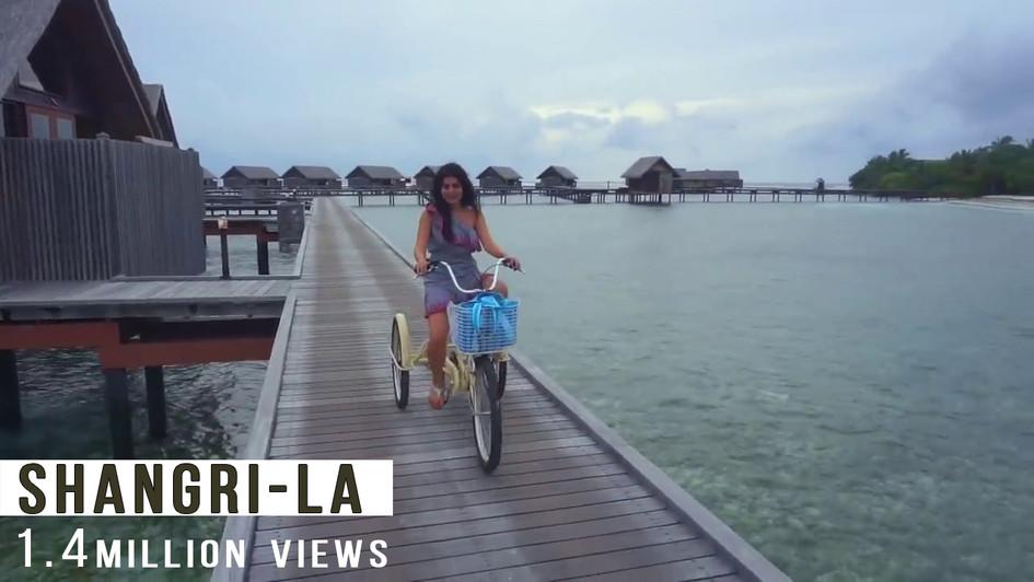 Travel With Shenaz - Beach Water Villa | Maldives
