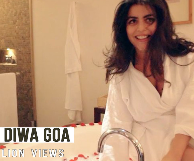 Summer Time! Time to Detox. So I visited a Detox Hotel in Goa. Check out my room @aliladiwagoa