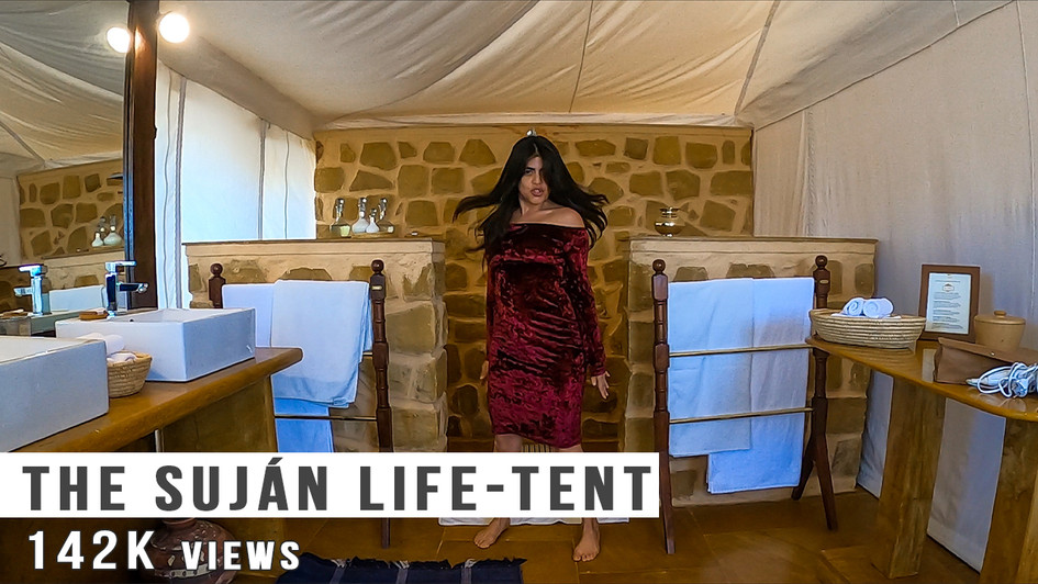 The SUJÁN Life-Tent