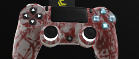 Custom PS4 Controller Design