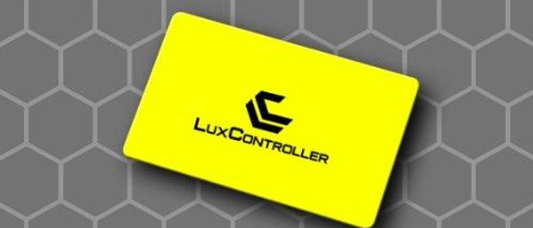LuxController Gutschein für Controller