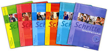 Schritte international - coursebooks for elementary and intermediate level