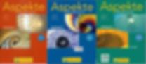 Aspekte - coursebooks for advanced level