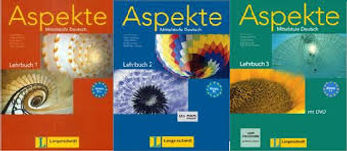 Aspekte - coursebooks for advanced level