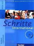 German coursebooks - Schritte international 3