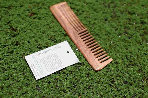 Neem-wood Comb