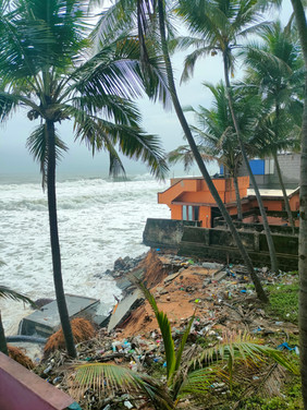 Climate Change and The Eroding Coastal Communities