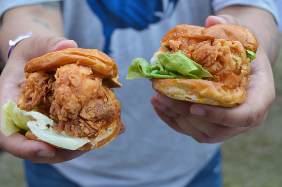 Night Market: Fried Chicken Party