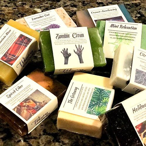 Soap set of three