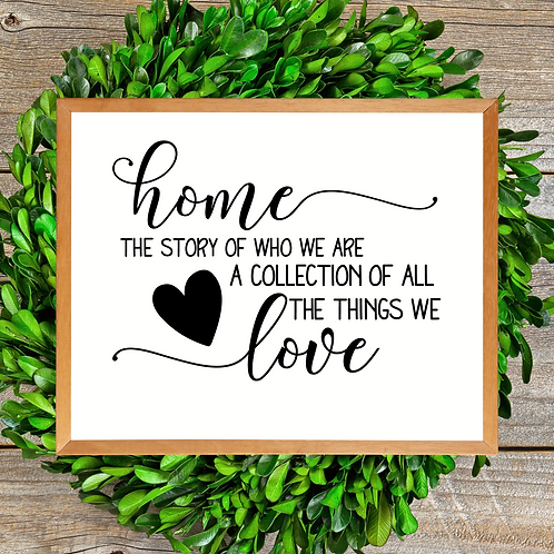 Story of Home