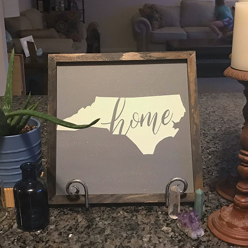 Home state, Farmhouse Sign
