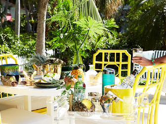 HOW TO ELEVATE YOUR BACKYARD TO THE OASIS IT NEEDS TO BE THIS SUMMER!