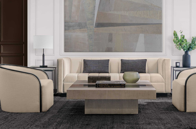 Ben Soleimani Living Room