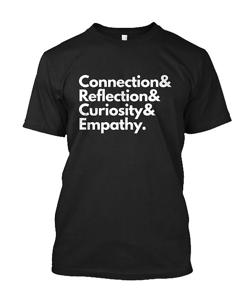 Connection & Reflection... T-Shirt