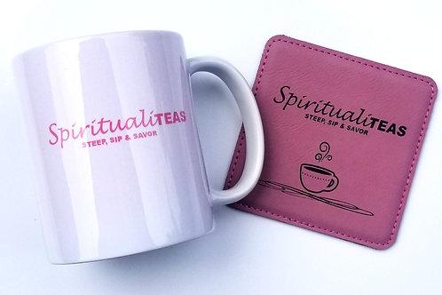 Tea Mug w/Coaster