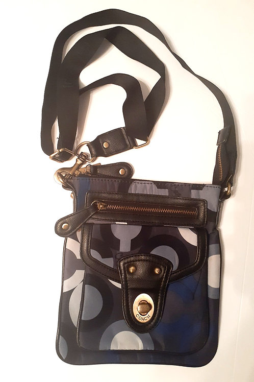 Coach Print Crossbody
