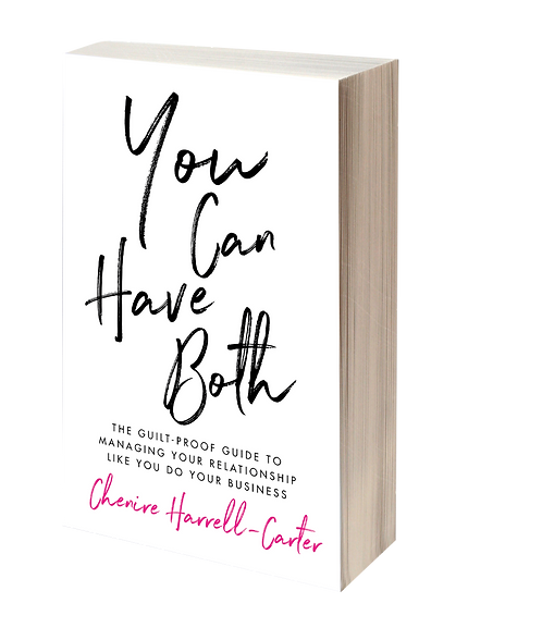 Book: You Can Have Both...