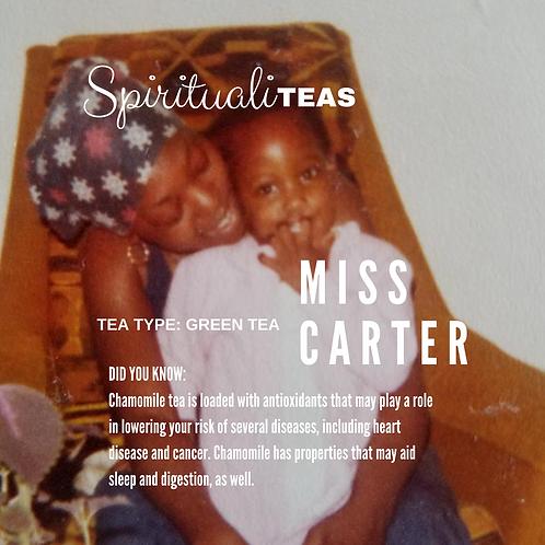 Miss Carter - Chamomile