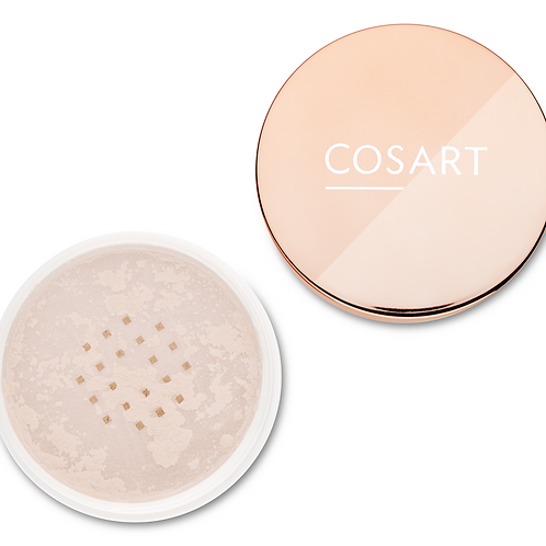 COSART Fixierpuder Lose, Transparent