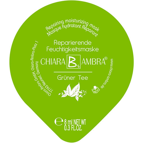 Chiara Ambra Reparierende Feuchtigkeitsmaske - Schlafmaske