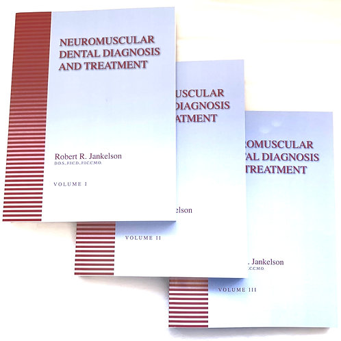 Neuromuscular Dental Diagnosis and Treatment #1750