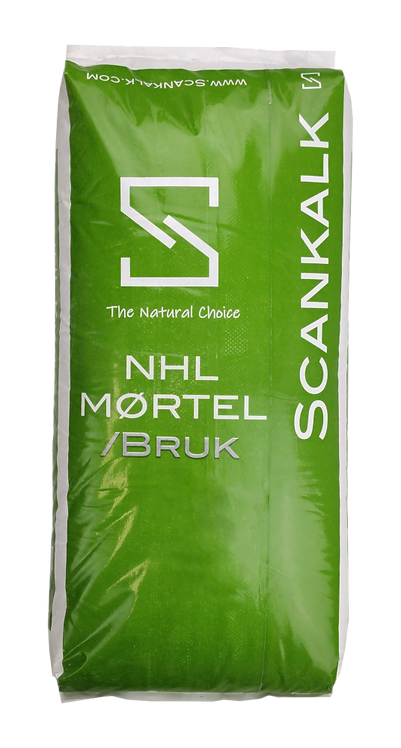NHL(KKh) Mørtel 35/65/500 (25kg)