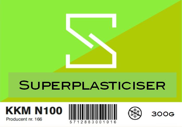 Plastificeringsmidel til Quickpoint