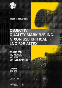 Club Night Poster