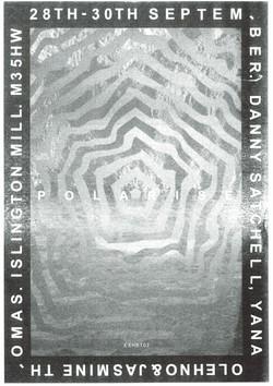 Poster Design for Art Exhibition
