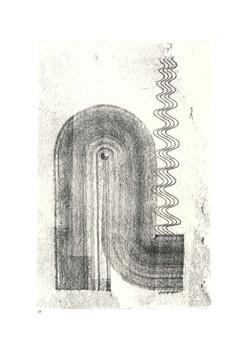Monoprint 2/3