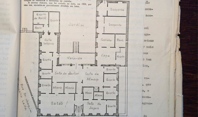Casa do Barão de Vassouras (1833)