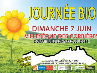 journée BIO à Bonnafous le 7 juin 15