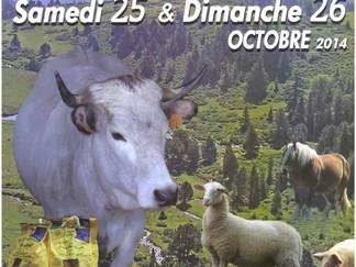 foire agricole d'Espezel les 24 et 25 octobre