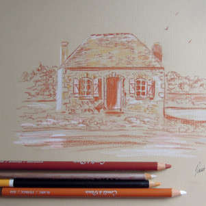 Crayons Sanguines